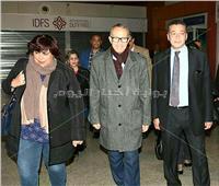 وزيرة الثقافة تصل المغرب لإطلاق الأسبوع الثقافي المصري في وجدة