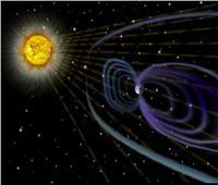 الكرة الأرضية تستقبل سيل الريح الشمسية