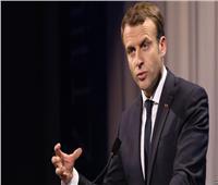 ماكرون يزور قوس النصر بعد أحداث شغب باريس