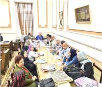 لجنة مراجعة «الإصلاح الزراعي» تواصل أعمالها في 3 محافظات