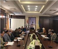 محافظ الإسكندرية: 2500 حالة تقدموا لتقنين أوضاع أراضي الدولة