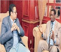 حوار  وزير الإعلام السوداني: هذه رسالتي لشعبي وادي النيل