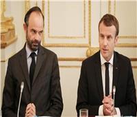 ماكرون يطالب رئيس الوزراء الفرنسي بإجراء محادثات مع المحتجين