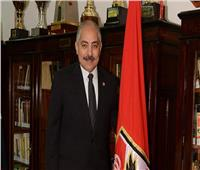 وزير الرياضة والعامري فاروق يصلان المطار لاستقبال الخطيب