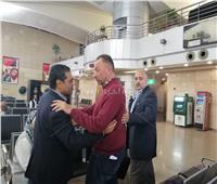 محمود الخطيب يعود إلى القاهرة قادمًا من ألمانيا