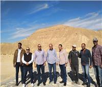الري تنهي أول مراحل تأمين جنوب سيناء من السيول.. خلال أيام