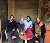 صور| جوائز مهرجان القاهرة السينمائي تصل المدابغ