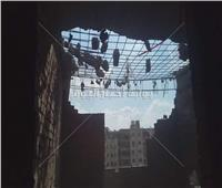 محافظة الجيزة: إزالة مجمع سكني مخالف بأوسيم