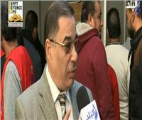 فيديو| فرق متحركة بالمترو ضمن حملة 100 مليون صحة بالقاهرة