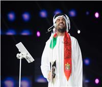بالصور| حسين الجسمي في جولة غنائية بالإمارات احتفالا باليوم الوطني الـ47