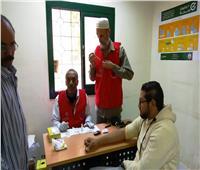 «100 مليون صحة» توقع الفحص على 38 ألف و432 مواطناً بأسوان