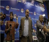 عامر حسين يحضر اجتماع اتحاد الكرة