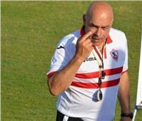 جروس يحذر لاعبي الزمالك: لابديل عن الفوز أمام المصري