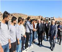 محافظ جنوب سيناء يشهد انطلاق فعاليات اليوم العالمي للتطوع
