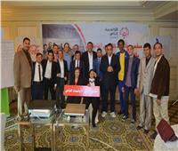ًصور| «الخولي» رئيسًا لمجلس اللاعبين القادة بالأولمبياد الخاص المصري