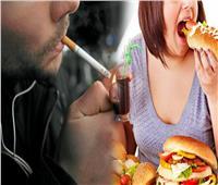 فيديو| تحذير.. تناول وجبة العشاء قبل النوم خطر على القلب