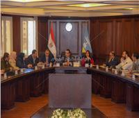 """لجنة لتيسير تنفيذ برنامج """"مشروعك"""" بالإسكندرية"""