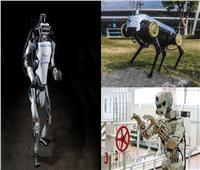 حصاد 2018| صور وفيديو .. أبرز وأخطر «الروبوتات» هذا العام
