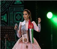 بلقيس تحيي أخر حفلات اليوم الوطني للإمارات الـ47 في دبي والعين