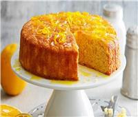 حلو اليوم.. طريقة عمل «كيك البرتقال»