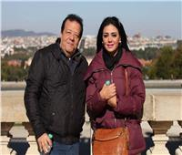 رانيا يوسف تنتظر حدث سعيد بداية 2019