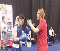 «الجنس الناعم يعلم الرجال القوة».. عن أول مدربة ملاكمة عربية