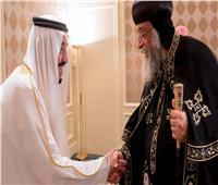 البابا تواضروس: ما المانع من إقامة كنيسة في السعودية؟