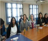 التضامن: زيارة وفد الأمم المتحدة لمركز استضافة وتوجيه المرأة بالمنيا