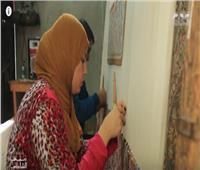 فيديو| كيف حققت «رباب» حلمها بعمل مشروع خاص