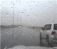 طقس سيء وسقوط أمطار غزيرة بعدة محافظات
