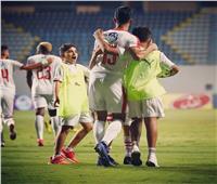 انطلاق مباراة الزمالك والمصري في الدوري