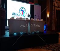 منتدى إفريقيا 2018| وزيرة الاستثمار تشهد توقيع اتفاقية لمؤسسة التمويل الدولية
