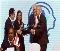 بالصور.. تفاصيل اتفاقية استثمار «التمويل الدولية» في «فيزيتا مصر»