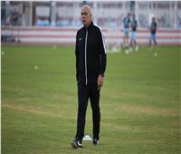 جروس يوجه رسالة للاعبي الزمالك بعد الفوز على المصري
