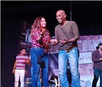 ريكو وعايدة غنيم يتألقان في «تعالى بالحب»