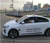 تجربة قيادة.. «هيونداي أيونيك» بحلبة أوتوفوروم