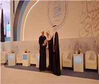 الإمارات تكرم مفتى الجمهورية تقديرا لنشره المفاهيم الدينية الصحيحة