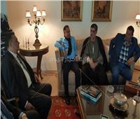 سفير مصر بالمغرب يشيد بمشاركة الوفد المصري في الاجتماع البرلماني حول الهجرة