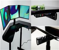 فيديو و صور | «Smart Desk» كمبيوتر ذكي يعمل بالإيماءات