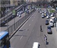 فيديو| أحجام مرورية متوسطة على أغلب الطرق والمحاور