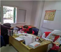 الهلال الأحمر يشارك ويدعم مبادرة الرئيس للقضاء على فيروس سي