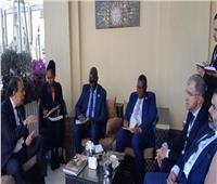وزير التجارة البوروندي لوفد اتحاد الصناعات: آفاق التعاون مع مصر غير محدودة
