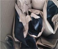 إحباط محاولة التهرب من سداد رسوم تصدير «جلود» بالإسكندرية