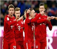 فيديو| بايرن ميونخ يسحق نورنبيرج في الدوري الألماني