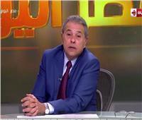 توفيق عكاشة يكشف سر سقوط قناة الفراعيين