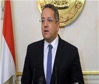 العناني: القيادة السياسية مهتمة بافتتاح المتحف المصري الكبير في ٢٠٢٠