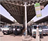 نقل موقف سيارات «أسيوط - القاهرة» إلى الشادر الجديد بالطريق الدائري