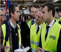 رويترز: ماكرون سيجتمع مع ممثلين للنقابات الفرنسية ومسؤولين محليين