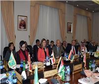 مستشارة وزيرة السياحة تشارك في اجتماع المجلس الوزاري العربي للسياحة