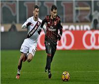 التشكيلة الرسمية لمباراة ميلان و تورينو في الدوري الإيطالي